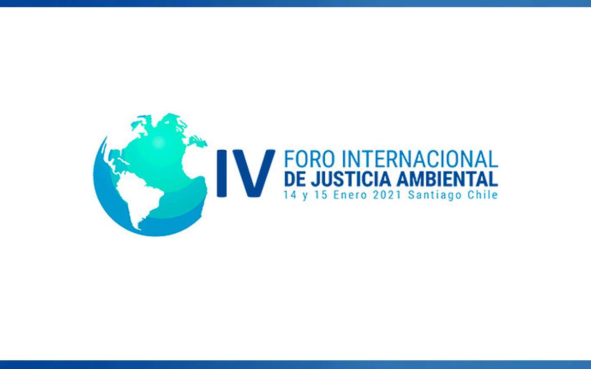 IV Foro internacional de justicia ambiental