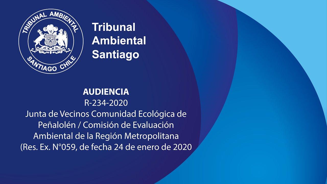 Junta de Vecinos Comunidad Ecológica de Peñalolén